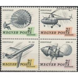 Hungary 1967. History of...