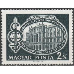 Vengrija 1967. Universitetas