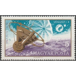 Hungary 1967. Space...