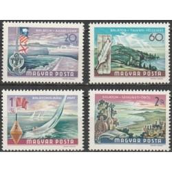 Vengrija 1968. Kraštovaizdžiai
