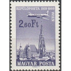 Hungary 1968. Cities and...
