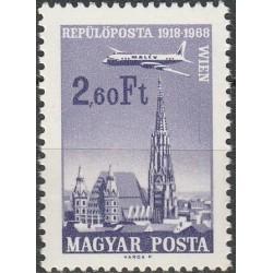 Vengrija 1968. Miestai ir...