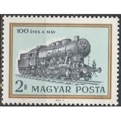 Vengrija 1968. Traukiniai