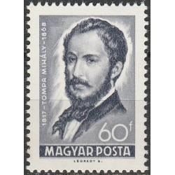 Vengrija 1968. Rašytojas