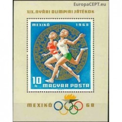 Hungary 1968. Olympic Games...