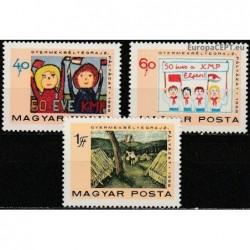 Vengrija 1968. Komusintų...