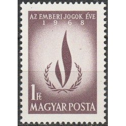 Hungary 1968. International...