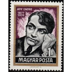 Vengrija 1969. Rašytojas
