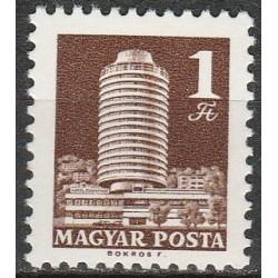 Hungary 1969. Architecture