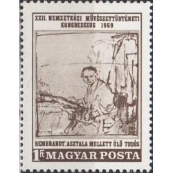 Vengrija 1969. Rembranto...