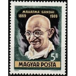 Hungary 1969. M. Gandhi