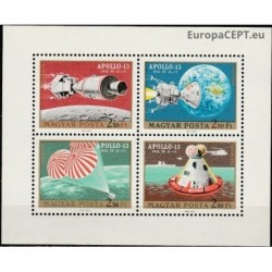 Hungary 1970. Apollo-13