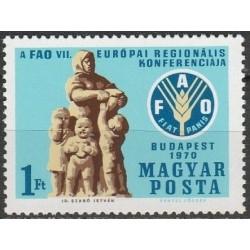 Vengrija 1970. Maisto ir...