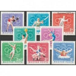 Hungary 1970. Sports