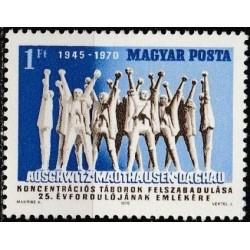 Vengrija 1970. Antrasis...