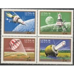 Vengrija 1971. Luna-16