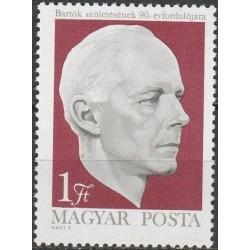 Hungary 1971. Composer