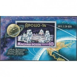 Vengrija 1971. Apollo-14