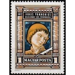 Vengrija 1972. Rašytojas