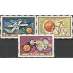 Vengrija 1972. Kosmoso...