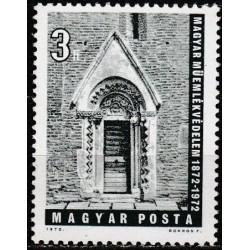 Hungary 1972. Architecture