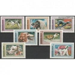 Hungary 1972. Dogs