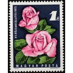 Vengrija 1972. Rožės