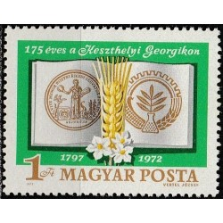 Hungary 1972. Agriculture...