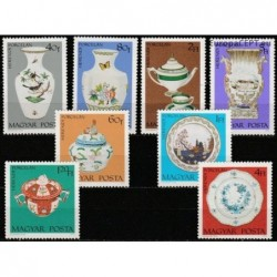 Hungary 1972. Porcelain