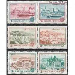 Vengrija 1972. Budos,...
