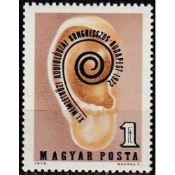 Vengrija 1972. Medicinos...