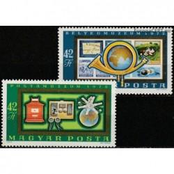 Vengrija 1972. Pašto muziejus