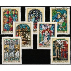 Hungary 1972. Mosaics