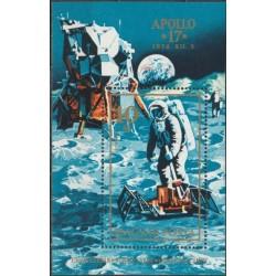 Hungary 1973.  Apollo-17