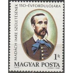 Hungary 1973. Writer