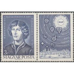 Hungary 1973. N.Kopernikus
