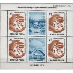 Vengrija 1973. ESBO...