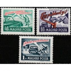Vengrija 1973. Kelių eismo...