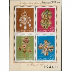 Hungary 1973. Jewellery...