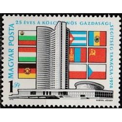 Vengrija 1974. Rytų bloko...