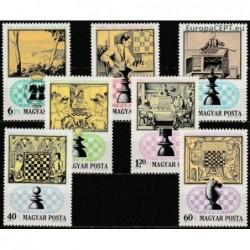 Hungary 1974. Chess