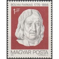 Hungary 1975. Mathematician
