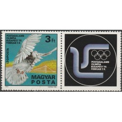Hungary 1975. Olympic games