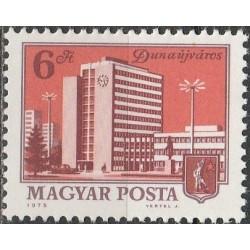 Vengrija 1975. Architektūra