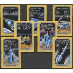 Vengrija 1975. Apollo-Sojuz
