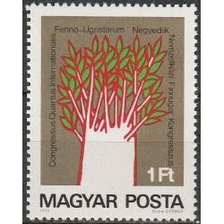 Vengrija 1975. Ungro-finų...