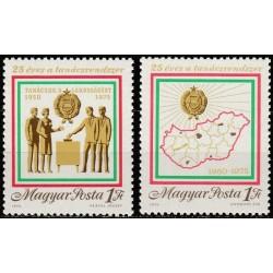 Vengrija 1975. Rinkimų sistema