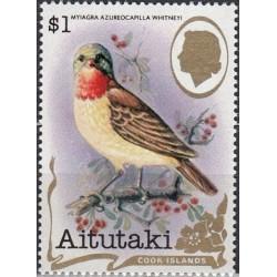 Aitutakis 1982. Paukščiai
