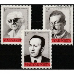 Hungary 1975. Famous people