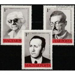 Vengrija 1975. Žymūs žmonės